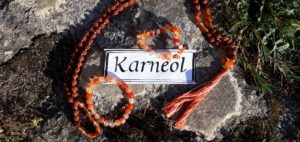 Čištění a nabíjení kamenů – část 6. Karneol