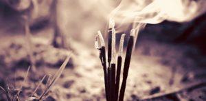 Tajemství vonných tyčinek