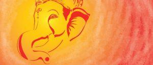 Ganéša – bůh se sloní hlavou