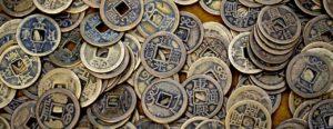 Čínské mince a Feng Shui