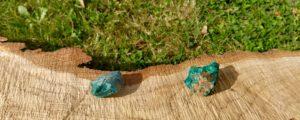 Čištění a nabíjení kamenů – Chryzokol