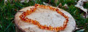 Čištění a nabíjení kamenů – Jantar