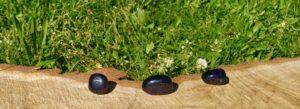 Čištění a nabíjení kamenů – Modrý Goldstone