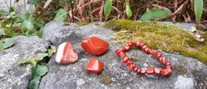 Čištění a nabíjení kamenů – část 5. Červený jaspis