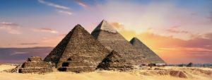 Tajemné pyramidy – 1. část