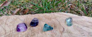 Čištění a nabíjení kamenů – část 23. – Fluorit
