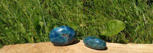 Čištění a nabíjení kamenů – Apatit