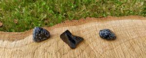 Čištění a nabíjení kamenů – Vločkový obsidián