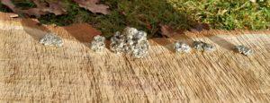 Čištění a nabíjení kamenů – Pyrit